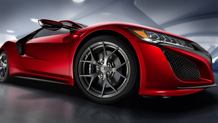 NSX Makes European Comeback