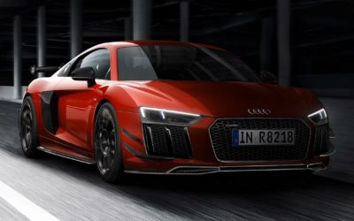 Welcome to the pinnacle of Audi's R8 range