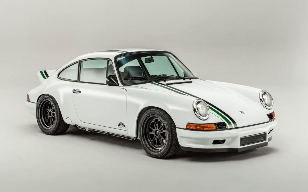 Porsche specialist Paul Stephens releases gorgeous new 911 conversion