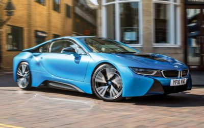 BMW i8: performance from the future, today